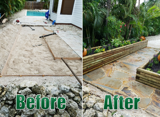 bradenton Florida pool patio paver landscape service